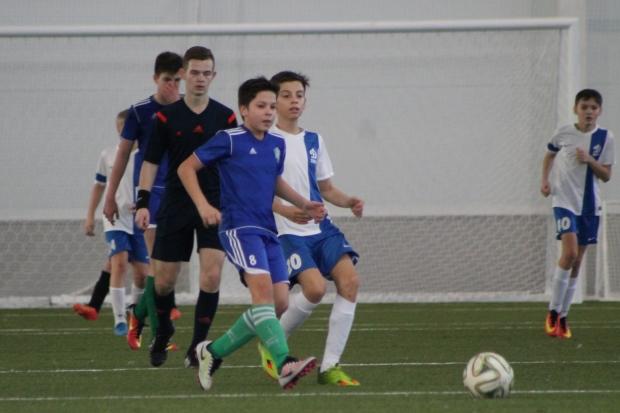 Победитель Регионального турнира по футболу «Сибирский Кубок-2017» среди юношей 2004 г.р. определился досрочно