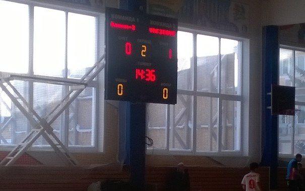 Есть первая победа в истории клуба «VREZERVE» Школы Большого Футбола!