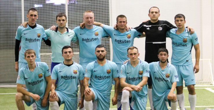 Энергия — победитель Чемпионата г. Барнаула по футболу 8х8, 5 специй — вновь второе место…