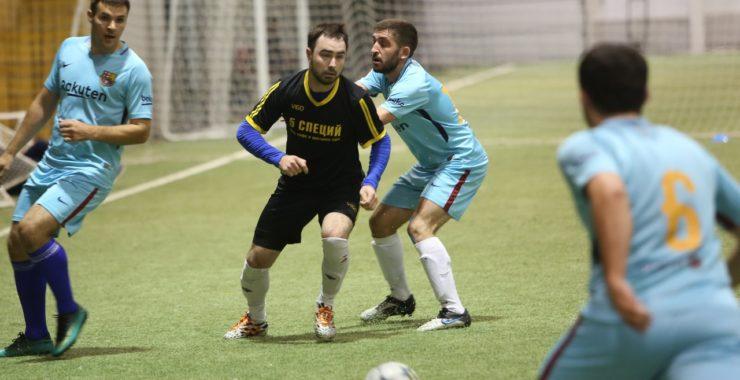 Барнаульскому футболу – испанские страсти!